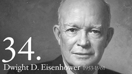 President Eisenhower Before being President Presidential Accomplishments 1-2- Interstate Highway Act Our unity as a nation is sustained by free communication of thought and by easy transportation of