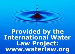 International Law Association The Helsinki Rules on the Uses of the Waters of International Rivers Helsinki, August 1966 from Report of the Fifty-Second Conference, Helsinki, 14-20 August 1966,