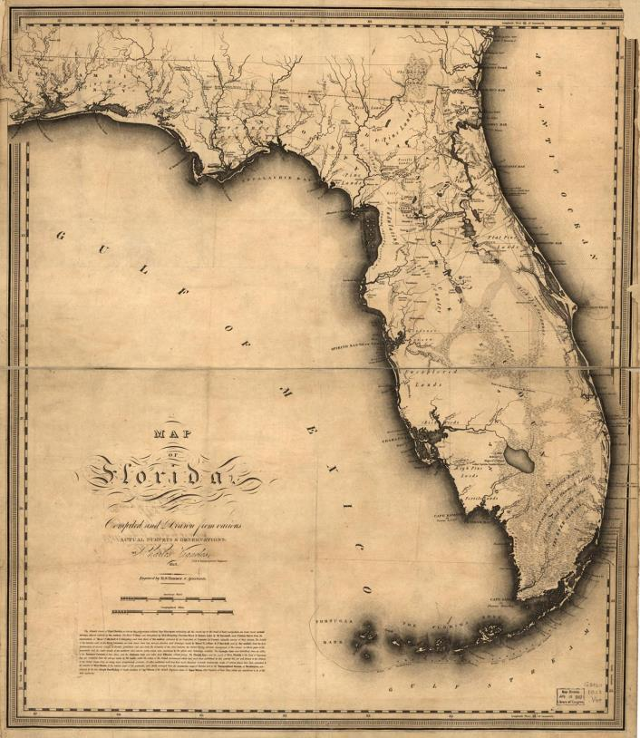 Land Acquisitions-Florida Territory The U.S.
