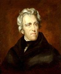 Andrew Jackson (1829-1837) CARD E The Second Bank of the United States was chartered in 1816 for a term of 20 years.