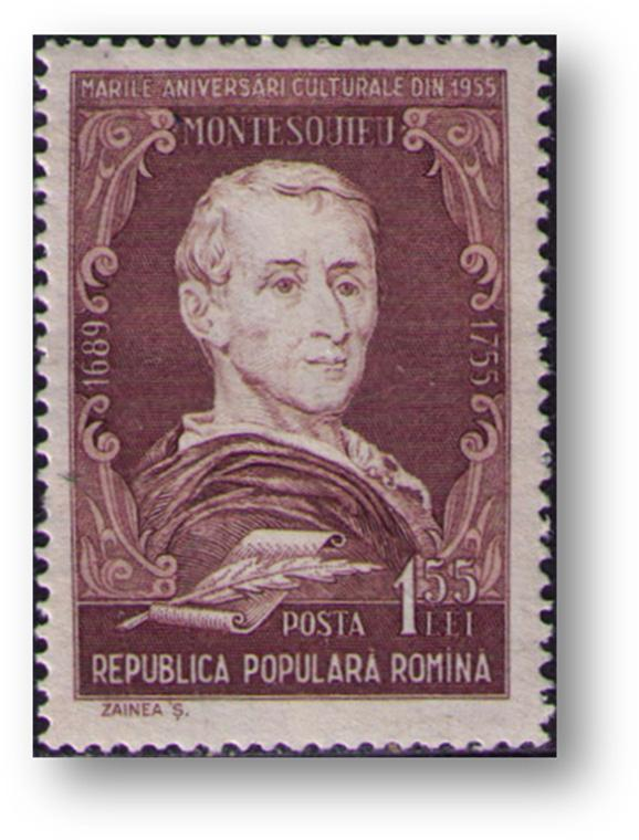 Charles Montesquieu Montesquieu: The Balanced Democrat When Charles Montesquieu (1689 1755) was born, France was ruled by an absolute king, Louis XIV.