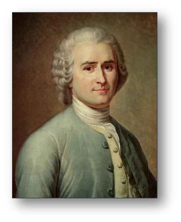 Rousseau: The Extreme Democrat Jean-Jacques Rousseau (1712 1778) was born in Geneva, Switzerland, where all adult male citizens could vote for a representative Rousseau traveled in France and Italy,