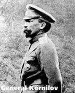Kornilov Affair General Kornilov attempted to overthrow Provisional Government with military takeover To