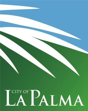 City of La Palma Agenda Item No. 8 MEETING DATE: March 1, 2016 TO: FROM: SUBMITTED BY: CITY COUNCIL Laurie A. Murray, City Manager Douglas D.