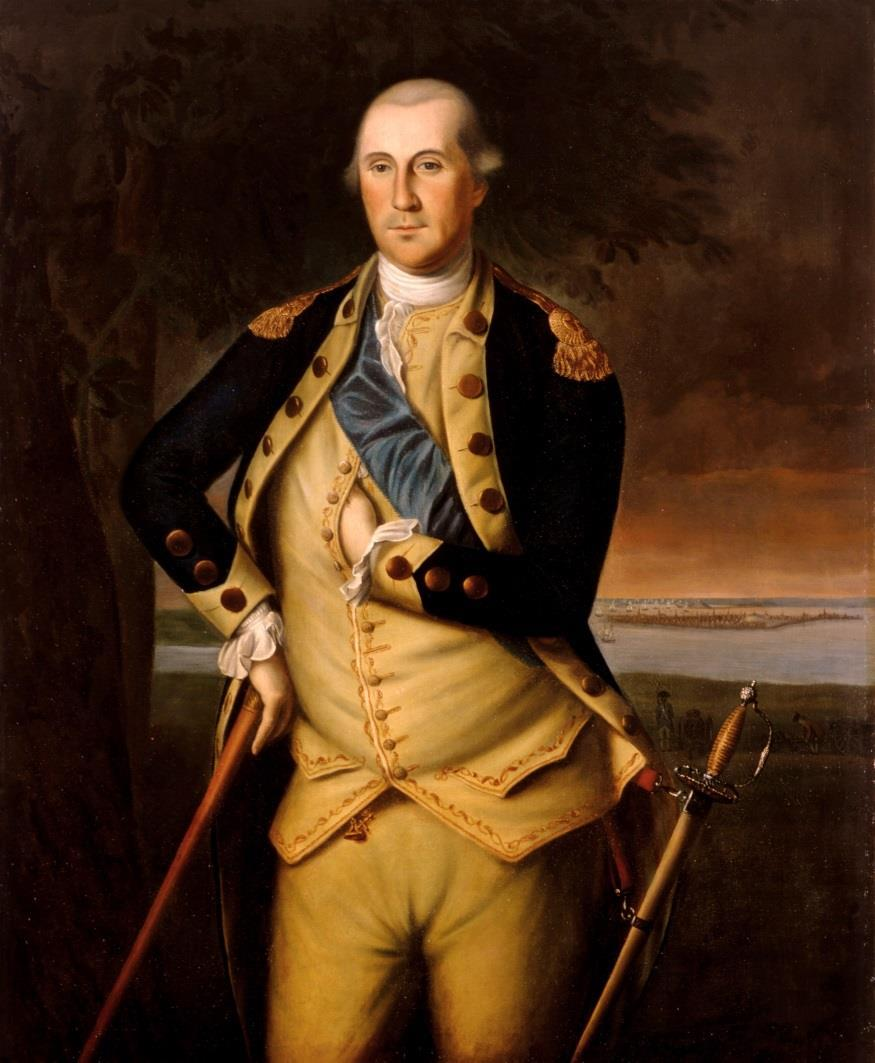 George Washington Commander-in-Chief of the Continental Army Responsible for developing