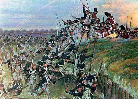 As Cornwallis rolled northward, a combined French/American force moved south to stop him And Cornwallis found
