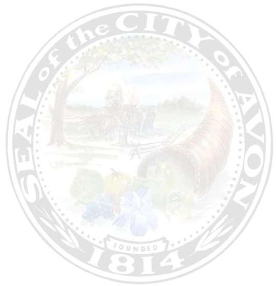 APPLICATION FOR VACANCY IN THE OFFICE OF COUNCIL-AT-LARGE Per Article IV, Section 5, of the Charter of the City of Avon, Ohio: The Council of the City of Avon is hereby accepting applications from