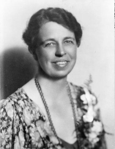 Eleanor Roosevelt Eleanor Roosevelt symbolized the growing prominence of women in public life, worked for better conditions for working women She reported back to her