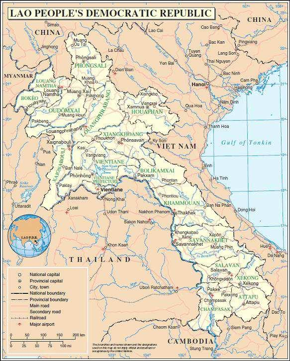 2. Country Case Study 2: Lao People s Democratic Republic