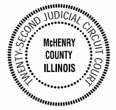 SMALL CLAIMS MANUAL The following information has been made available through the office of the McHenry County Clerk of the Circuit Court.