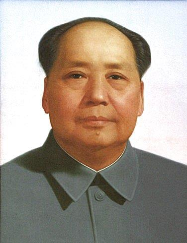 was a Chinese military and political leader who led the Communist Party of China to victory against the Kuomintang in the