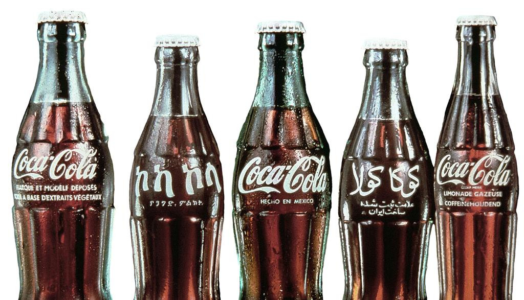 Human rights and a global corporation Owners of an iconic trademark, the Coca-Cola Company must have the answers when issues arise.