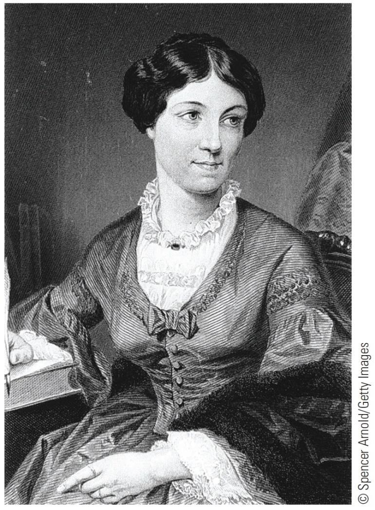 Harriet Martineau (1802-1876) advocate of racial and gender equality Concerned with social change and the plight of