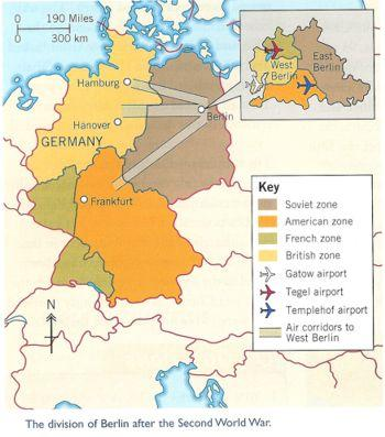 Berlin Airlift By 1948, the Allies were ready to allow Germany to become a unified nation, the Soviets were not.
