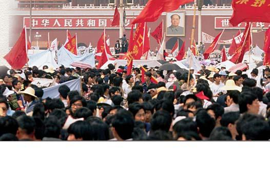 The Communist Party in China In 1921, a group met in Shanghai to organize the Chinese Communist Party.