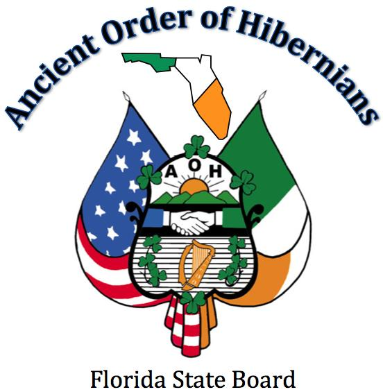 FLORIDA STATE BY-LAWS to the CONSTITUTION of the THE ANCIENT ORDER OF HIBERNIANS in AMERICA, INC