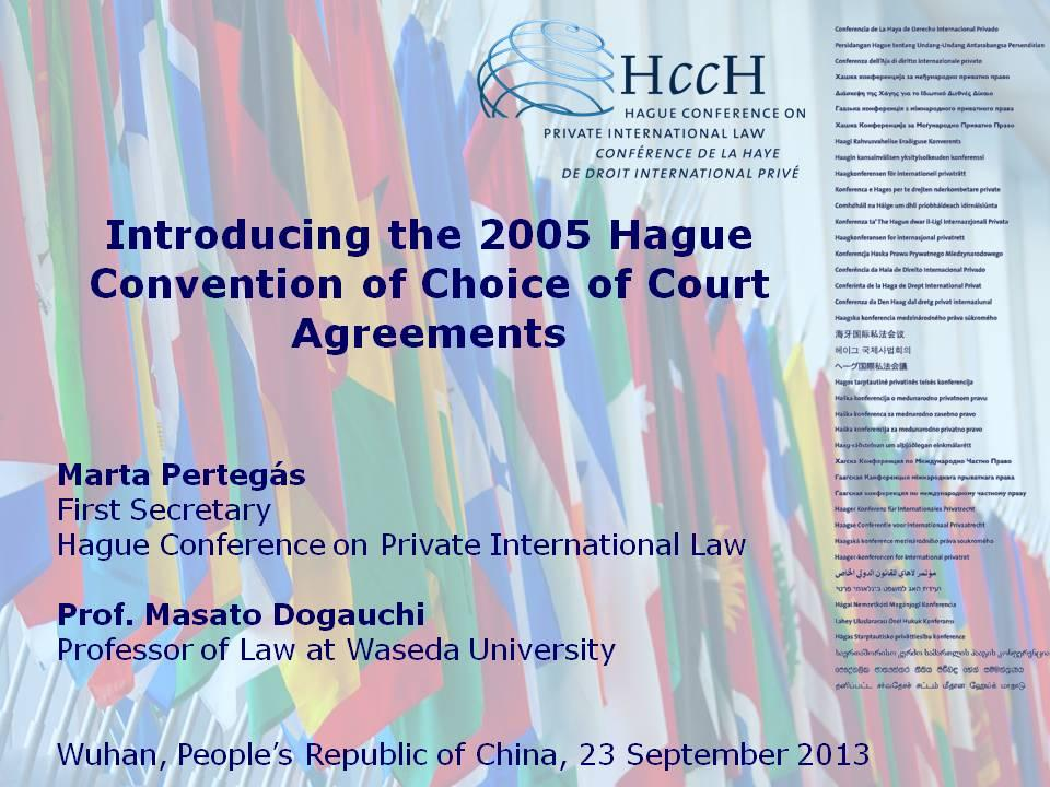 hague convention countries list