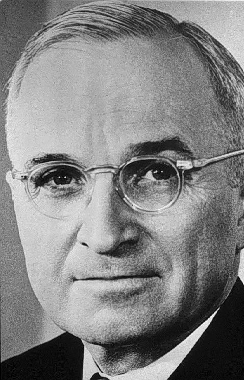 The Truman Doctrine Truman had been horrified at the prewar Allied policy of appeasement and was determined to stand up to any Soviet intimidation.