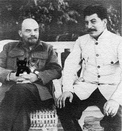 Stalin Comes To Power The US did not establish relations with the USSR until 1933 After Lenin s
