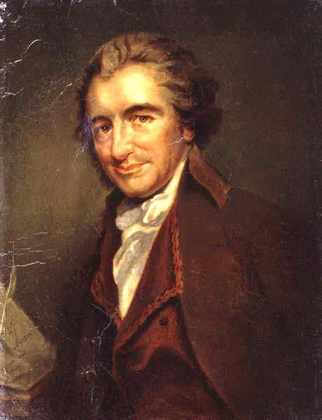 20. Common Sense - a pamphlet by Thomas Paine that convinced many