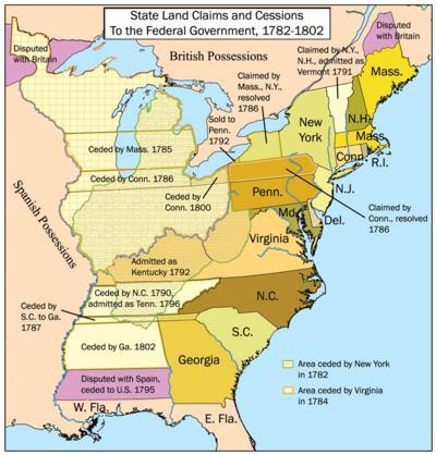 Why did the Articles of Confederation fail? III. International and Domestic Problems The U.S.
