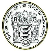 AGREEMENT STATE OF NEW JERSEY