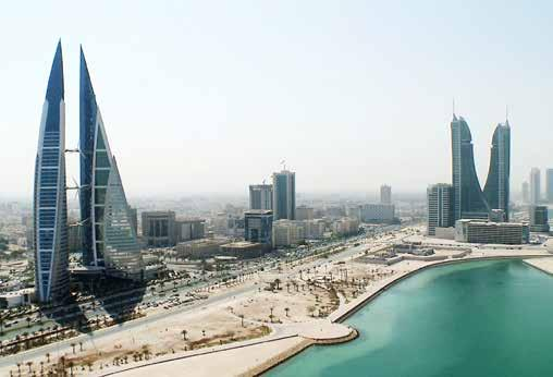 BUSINESS FRIENDLY BAHRAIN Less taxing on the bottom line Elite Technologies places great importance on the fact that Bahrain is the only GCC country to allow unrestricted 100% foreign ownership.