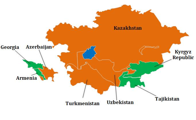 How these shocks are affecting Armenia and the Caucasus and