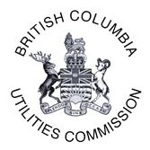BRITISH COL UM BIA UTIL ITIES COM M ISSION ORDER N UM BER G-1-16 SIXTH FLOOR, 900 HOWE STREET, BOX 250 VANCOUVER, BC V6Z 2N3 CANADA web site: http://www.bcuc.