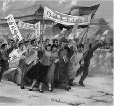 MOVEMENT (CONT) Peaked on May 4th 1919 thousands of students rallied in Beijing to protest