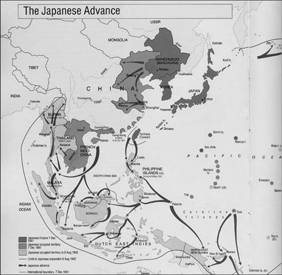 Japan allied with Nazi German & Italy China s underdeveloped industries were incapable of supplying adequate munitions Chinese military had no