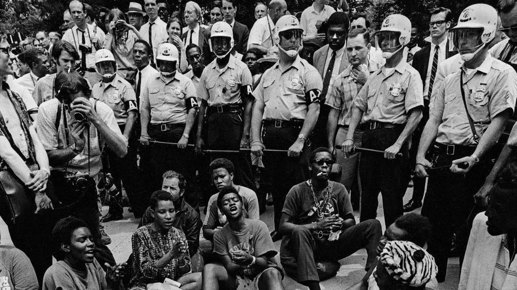 II. Fighting Powers & Principalities The Method of the Sanitation Workers Strike: Nonviolent Direct Action You may well ask, Why direct action? Why sit-ins, marches, etc.