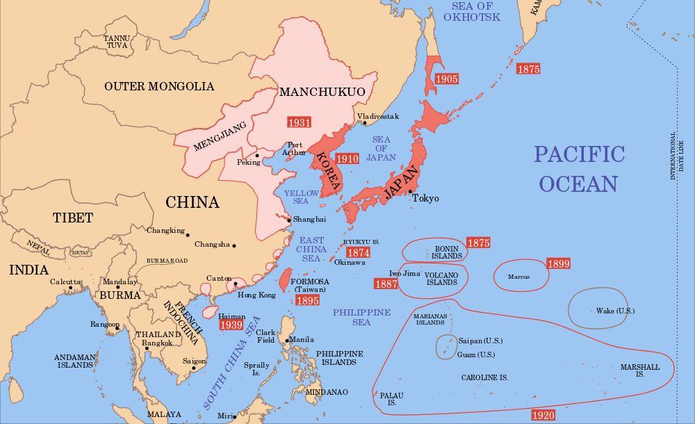 Failures of the League of Nations: Japan invades Manchuria In 1931, Japan was hit badly by the depression.