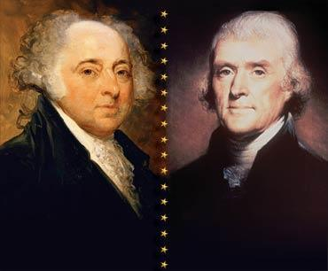 The Election of 1800 John Adams and the Federalists Rule by wealthy class Strong federal government Emphasis on manufacturing Loose interpretation of the Constitution British alliance Thomas