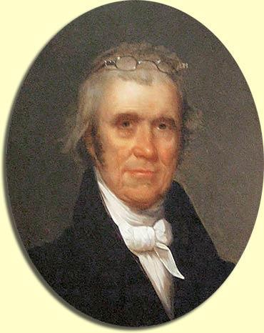 John Marshall served as chief justice of the United States for 34 years. John Marshall, a Federalist appointed by John Adams, was the chief justice of the United States.