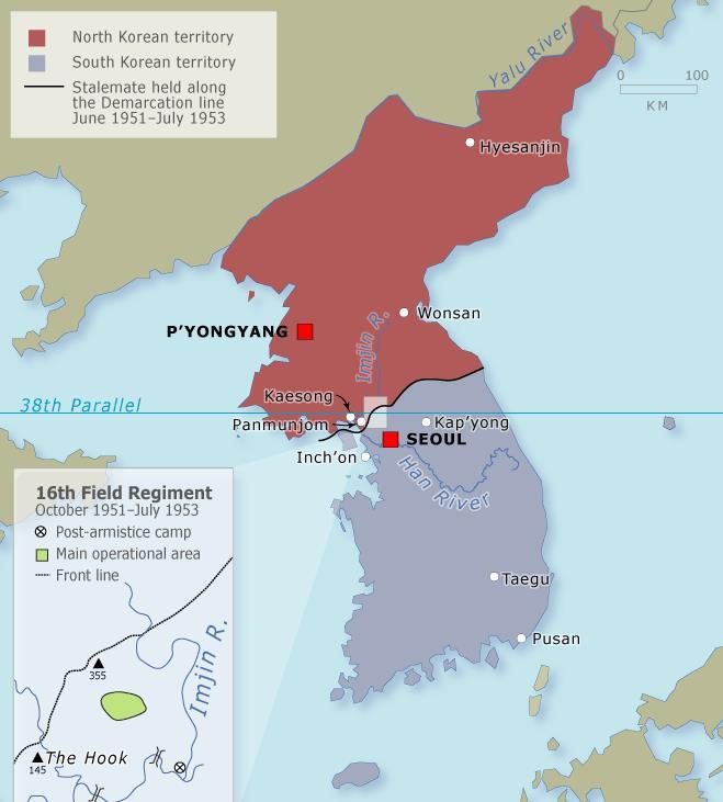 American policy now was to secure an independent and unified Korea by