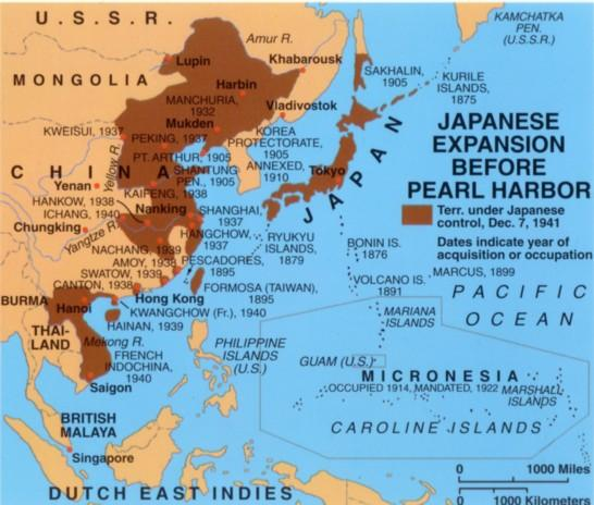 ??! The same year, Japan began to attack China - the