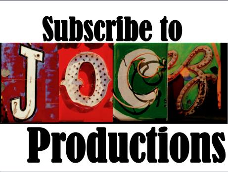 Subscribe to Productions Nobody