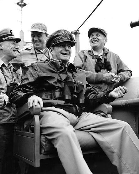 MacArthur Fired (April 1951) Truman refused to fully engage military The U.S.