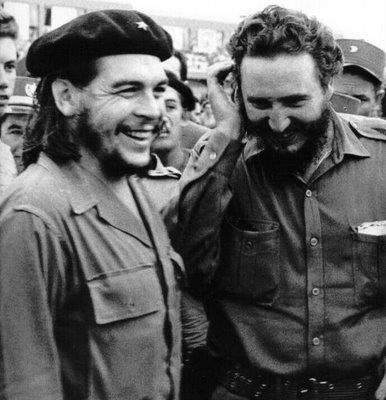 The Cuban Revolution Fidel Castro and Che Guevara denounces everything American
