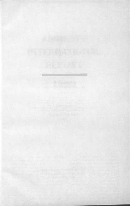AMNESTY INTERNATIONAL REPORT 1990 This report covers the period January to December