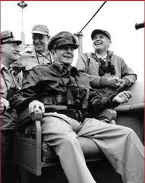 MacArthur Drives Back the North Koreans By September 1950, the UN forces were ready to counterattack. General Douglas MacArthur had a bold plan.