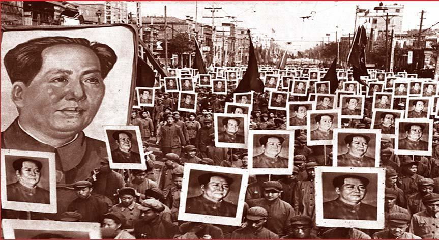 Communists Win in China In 1948, Mao s forces dominated the war. Jiang appealed to the Americans for military help, but the U.S. government had no intentions of sending American troops.