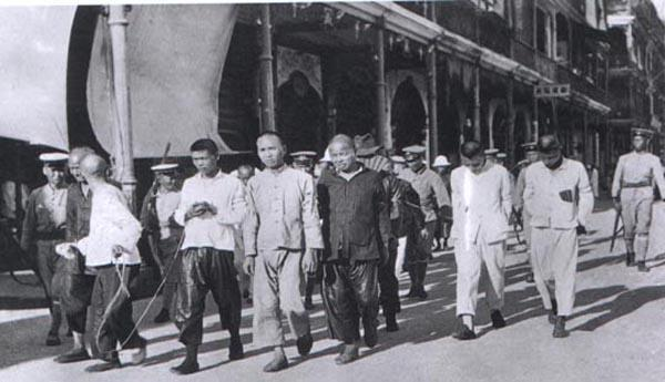 Chinese Cooperation During 1920s, Nationalists and Communists worked together against common foes.