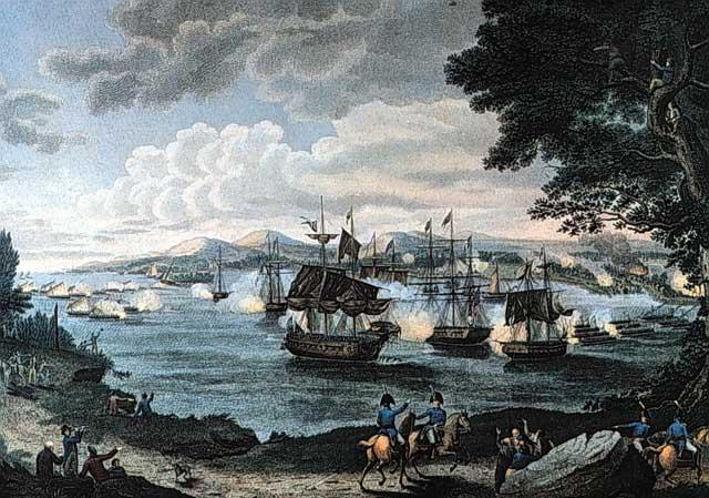 The War of 1812 Key Battle Lake Champlain American victory Prevented British