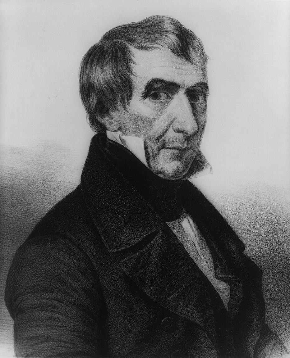 William Henry Harrison Governor of Indiana Territory Led forces against