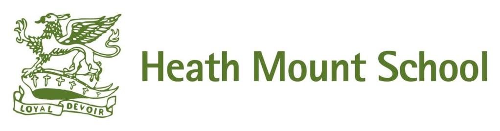 Whistle-blowing Policy Introduction Heath Mount School is committed to conducting its business honestly and with integrity and demands the highest standards of conduct from both its staff and its