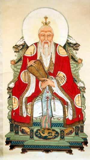 Laozi s life Laozi worked as an advisor to the Zhou courts. At 90 he decided to leave China.