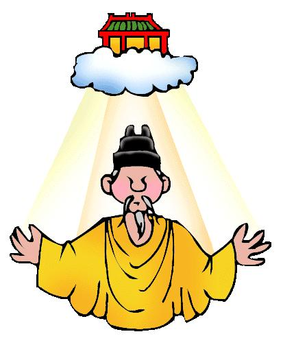 The Mandate of Heaven - again The Zhou dynasty belived in the Mandate of Heaven, meaning that the heaven grants the power of ruler or emperor.