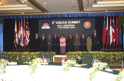ASEAN Community 2011 ASEAN Community in a Global Community of Nations Bali Concorde I: First ASEAN Summit